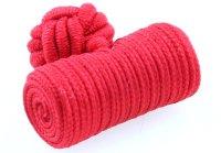 Seidenknoten rot