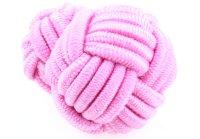 Seidenknoten rosa