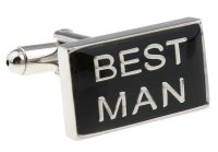 """Hochzeit Manschettenknöpfe """"Best Man -..."""